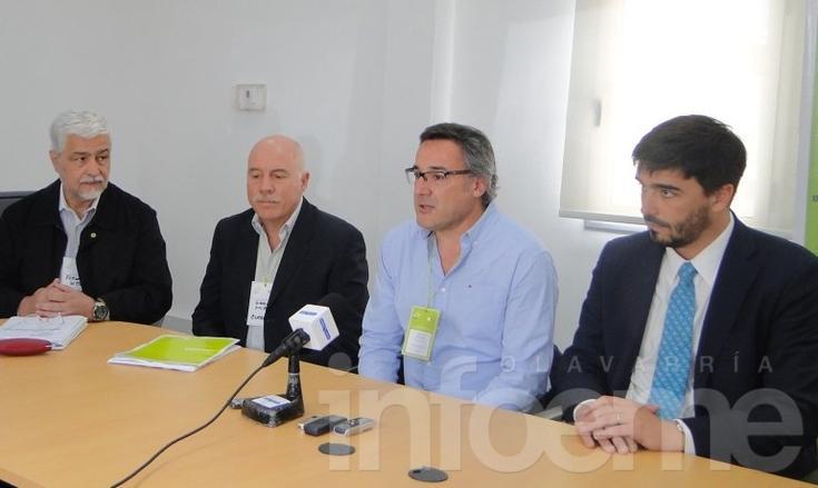 Cucaiba y Municipio trabajan para que Olavarría tenga unidad propia
