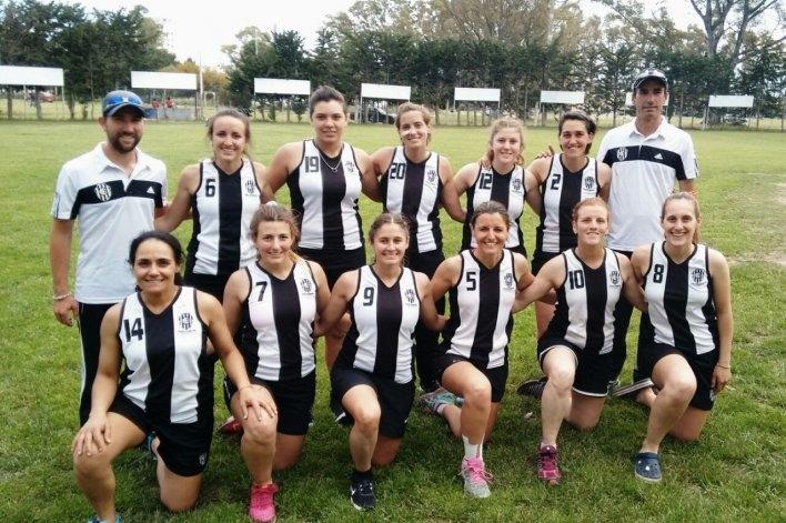 Las chicas de Estudiantes jugaron en Bahía Blanca