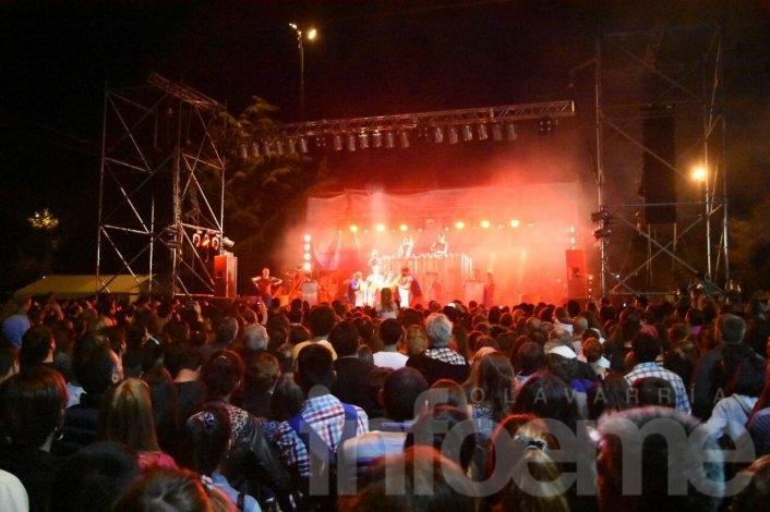 """Cultura viva latió al ritmo de """"Choque Urbano"""""""