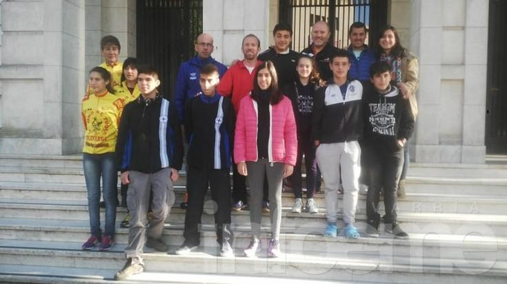 Deportistas locales participarán de los Juegos Evita
