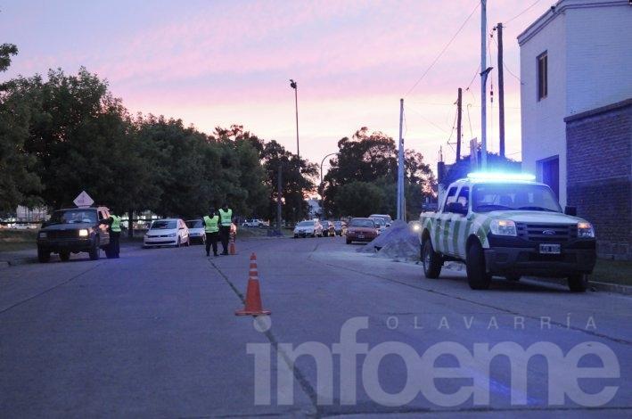 Más de 150 infracciones de tránsito y 5 casos de alcoholemia positivos
