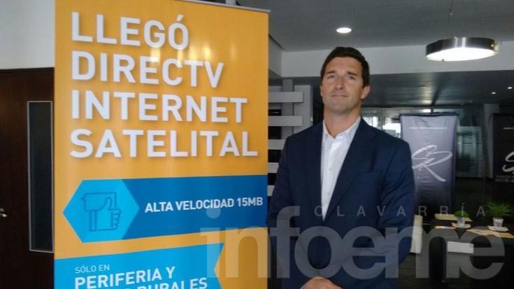 DirecTV lanzó su nuevo servicio de internet satelital