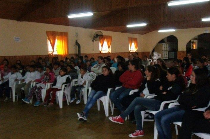 Espigas: Jornada de Prevención con participación de la comunidad