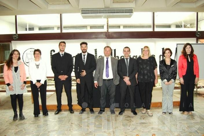 Juraron nuevos abogados de Olavarría