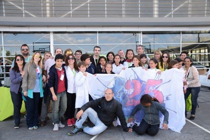 Escuela olavarriense clasificó a la Feria Nacional de Ciencias