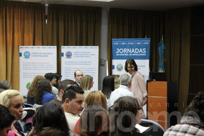 Se realizará la III Jornadas Regionales de Infectología