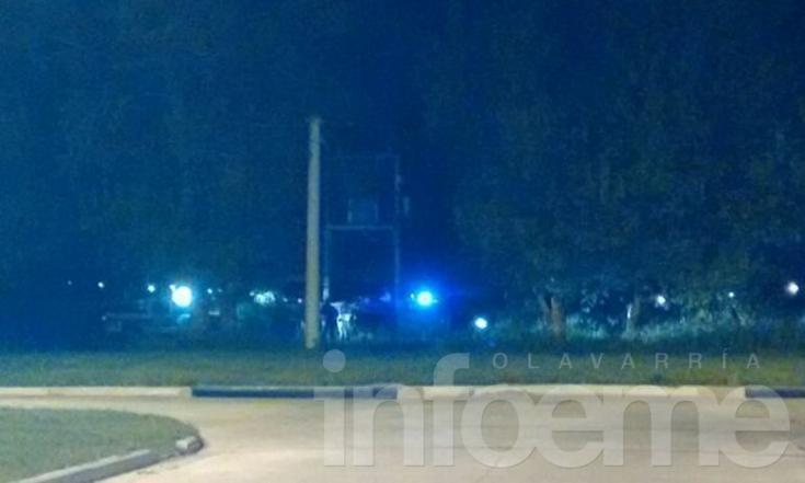 Perseguidos por la policía, arrojaron una moto: un aprehendido