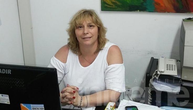 Mariana Vargas, nueva directora de Cultura
