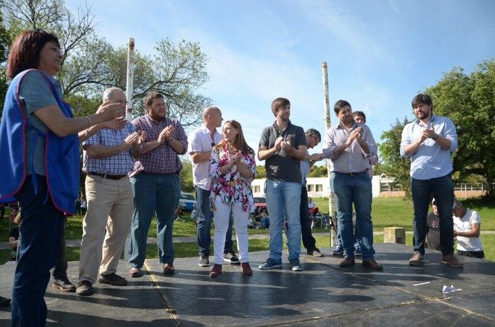 Sierras Bayas celebró su 137° aniversario