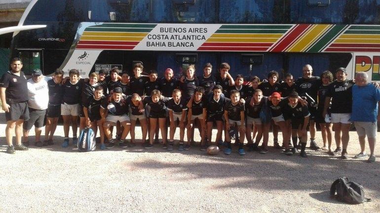Estudiantes finalizó su gira por Mendoza
