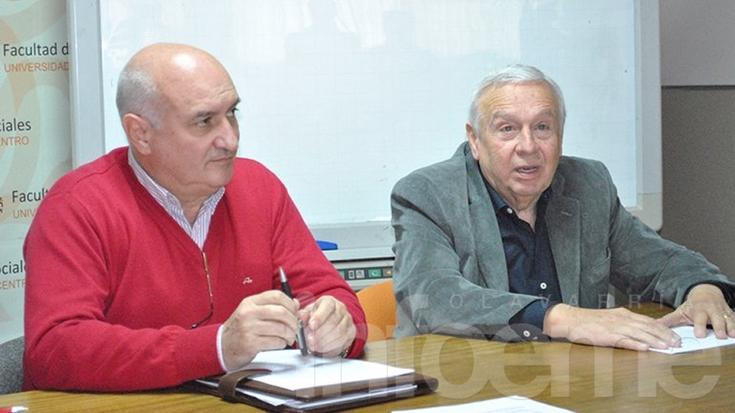 UNICEN: el Rector Tassara presentó su proyecto de gestión