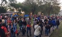 """Miles de olavarrienses se acercaron a pasar el domingo en """"La Expo"""""""