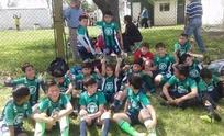 Los más chicos de Embajadores jugaron en Casares