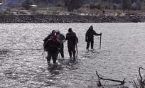 Encuentran cuerpo  en Chubut e investigan si es Maldonado