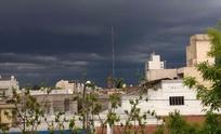Alerta por tormentas severas y caída de granizo