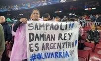 Olavarriense en el Camp Nou y el gol 100 de Messi