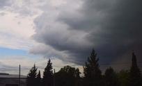 Continúa el alerta: tormentas fuertes y vientos intensos
