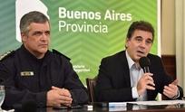 La Provincia oficializó a Perroni al frente de la Policía Bonaerense