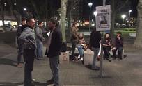 Movilización en Olavarría por Santiago Maldonado