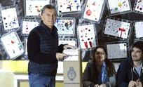 """Votó Macri: """"La elección marcha bien en todo el país"""""""