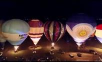 Olavarrienses en campeonato nacional de Aerostación