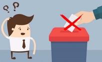 Los pasos a seguir si no votaste
