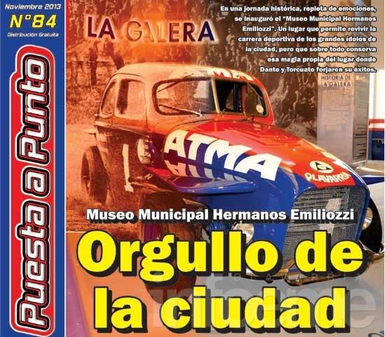 La revista motor con una edición histórica