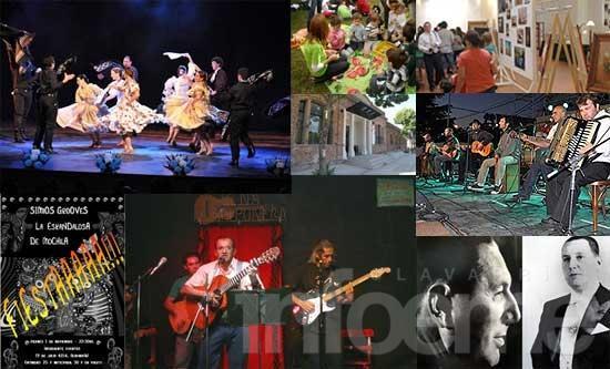 Noviembre arranca con muestras, conciertos y espectáculos variadísimos