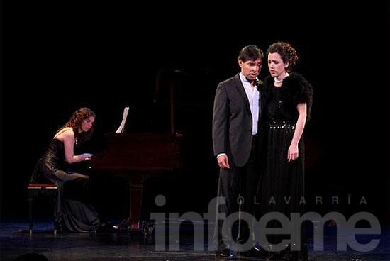 """Con una gala lírica se inauguró """"Arte en Primavera"""""""