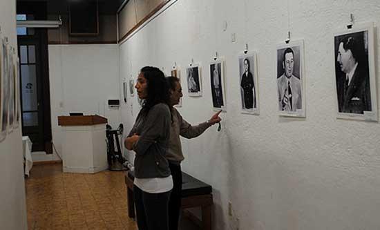 Quedó inaugurada la muestra sobre el General Perón