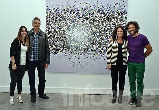 Se inauguró una nueva muestra en el Centro Cultural San José
