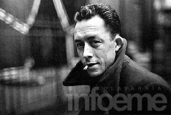 Homenaje a Albert Camus en la Alianza Francesa