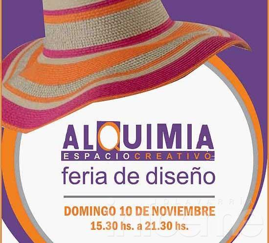 Nueva feria de diseño Alquimia
