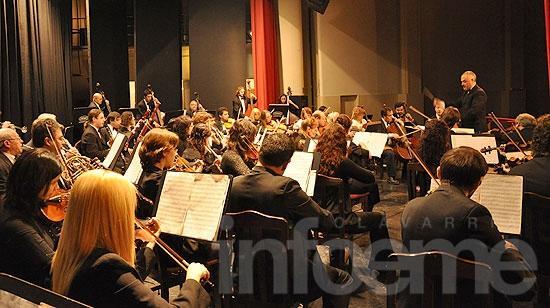Nuevo concierto solidario de la Sinfónica