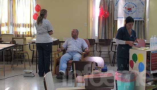 Nueva colecta externa de donación de sangre