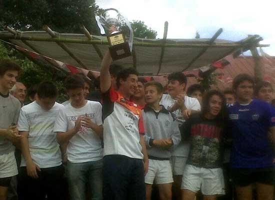 Estudiantes, otra vez campeón