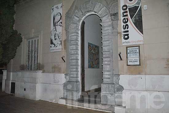 Diputado provincial pide un edificio para Artes Visuales