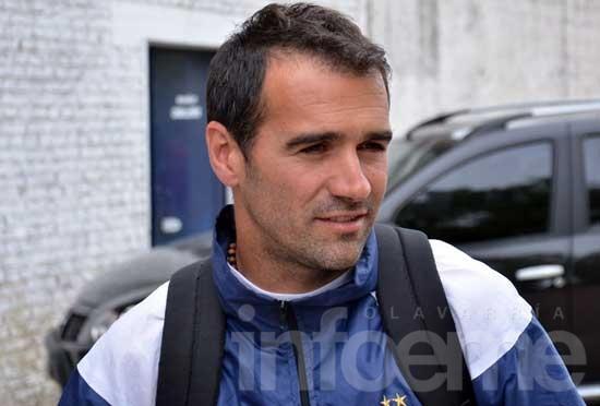 """García Lorenzo insinuó que daría """"un paso al costado para que Racing salga del fondo de una vez"""""""