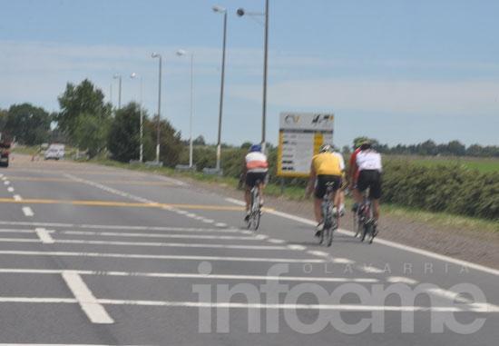 """Ciclistas pedirán un lugar para """"entrenar sin peligro"""""""
