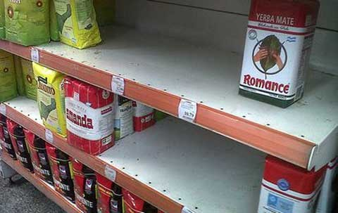 """Subió el precio de la yerba por """"cuestiones operativas"""""""