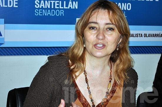 Adriana Capuano presidirá el PJ de Olavarría