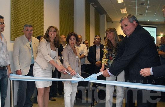 Se inauguró oficialmente la Expo Trans & Log