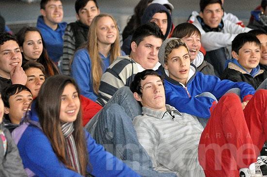 En Olavarría bajó el consumo de alcohol en jóvenes escolarizados