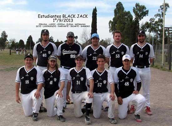 El campeonato fue para Estudiantes Black Jack