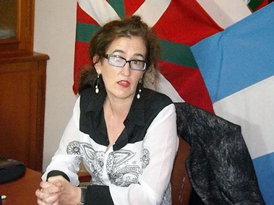 La delegada del País Vasco para el Mercosur llega a Olavarría