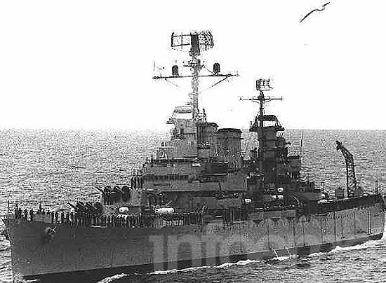 Emplazarán monumento homenaje al Crucero Belgrano