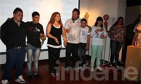 """""""Los inmortales"""" de Mauricio D´Amico aterrizaron en el Mapda"""