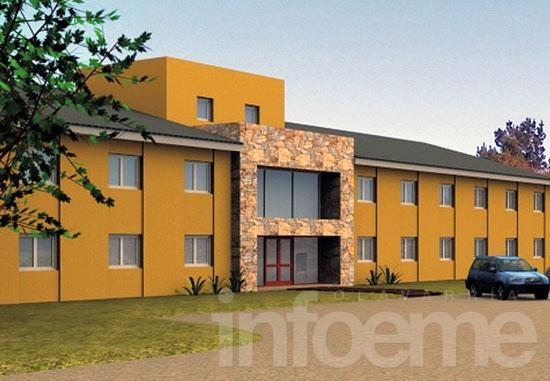 Proyectan la construcción de una nueva Residencia Universitaria