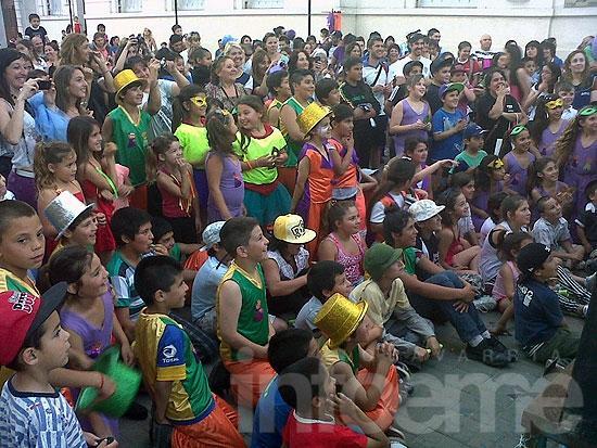 Los Centros de Día Municipales tuvieron su celebración
