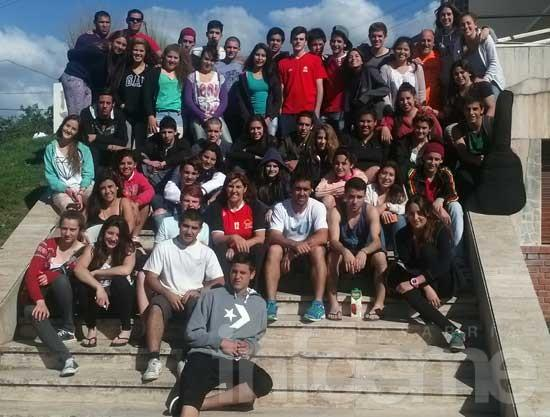 Visita a Estudiantes